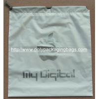 Wholesale EVA Transparent White LDPE Frosted Small Plastic Drawstring Bags from china suppliers