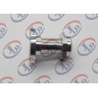 Wholesale CNC Finishing Milling Metal Machined Parts 7075 T6 Aluminum Bolts And Nuts from china suppliers