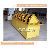 Wholesale Red Led Traffic Light Automatically Hydraulic Road Blocker With Rising Vehicle Blocker from china suppliers