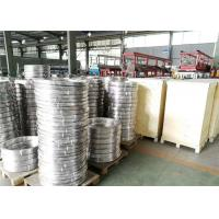Buy cheap SUS304 304L 316L Seamless Stainless Steel Coil Pipe Coiled Heat Exchanger Tube from wholesalers
