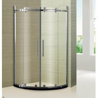 Buy cheap Modern Bathroom tempered glass shower door for shower and toilet cabin from wholesalers