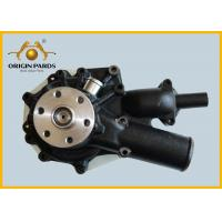 Wholesale 1136501330 ISUZU Water Pump Engine Parts For HITACHI 6HK1 Black Color from china suppliers