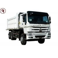 Wholesale 6X4 8x4 4x2 30-50 Tons Tandem Axle Heavy Dump Truck Rhd / LHD In White Color from china suppliers