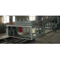 Wholesale Plastic Extrusion Machine , PVC Wave Board Double Screw Extruder from china suppliers