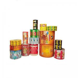 Wholesale Recyclable Gravure Printing Nylon Packaging Film Rolls from china suppliers
