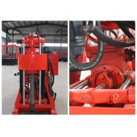 Buy cheap Mini Flexible Geotechnical Drill Rig / Soil Testing Machine For Borehole from wholesalers
