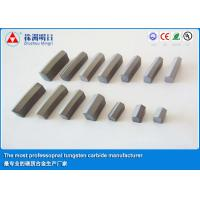 Wholesale Ground Cemented Carbide Shield Cutter TipesFor Rock Drilling from china suppliers
