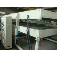 Wholesale 2100mm Width Plastic Sheet Extrusion Line PC Sunshine Roof Panels Making from china suppliers