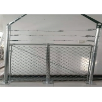 Wholesale Football Field 32 Feet 2''X 2'' Opening Diamond Chain Link Fencing from china suppliers