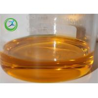 Buy cheap Yellow Muscle Building Anabolic Steroids Oil Masteron Propionate 200mg/Ml from wholesalers