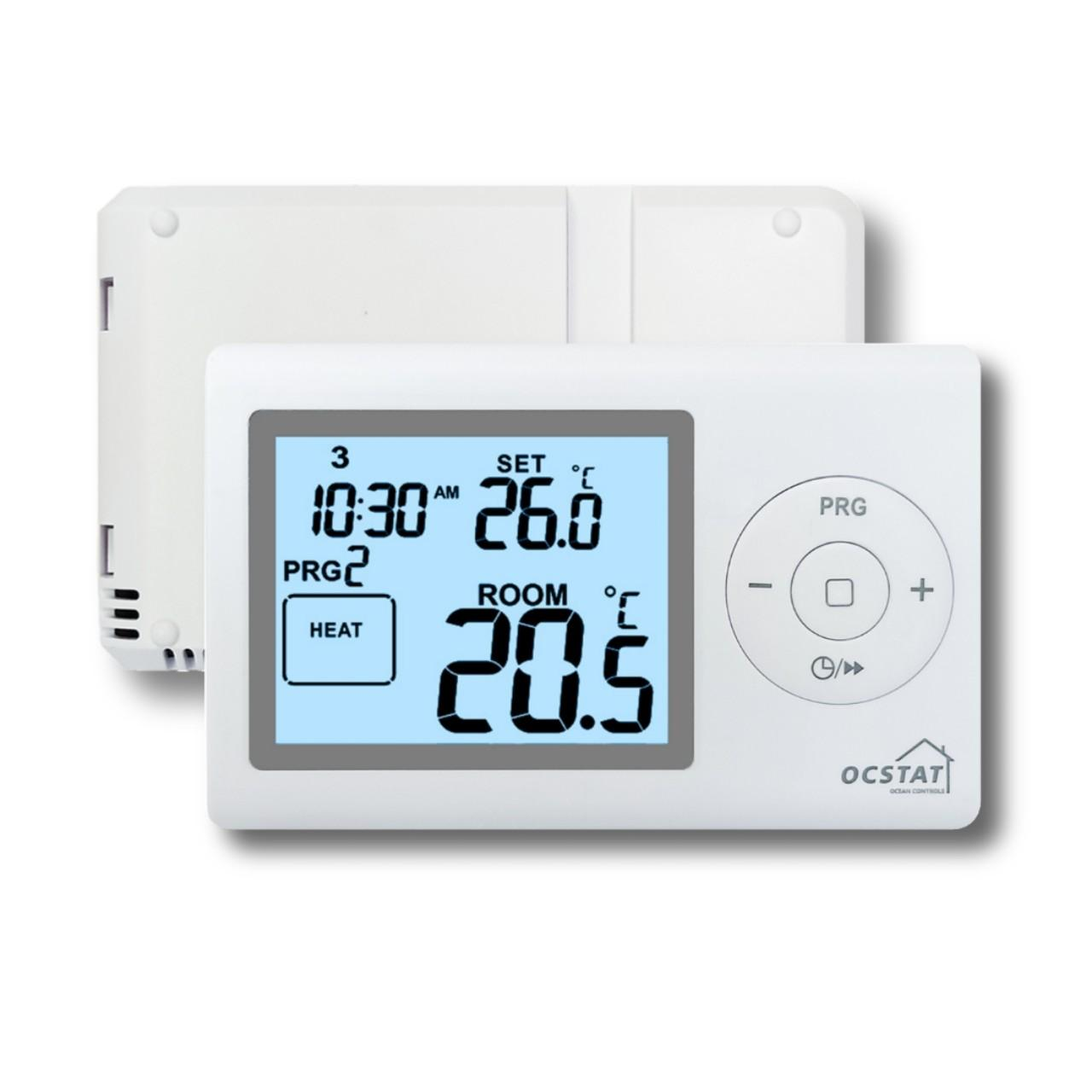 Buy cheap Programmable Under Floor Heating Thermostat For Home / Office / Hotel from wholesalers