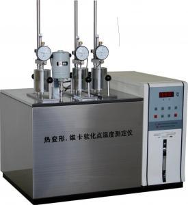 RV-300E/RV-300F Heating deflection & vicat softening temperature measuring apparatus