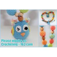 Buy cheap Necklace with amigurumi toy, Nursing necklace,Breastfeeding necklace, crochet from wholesalers