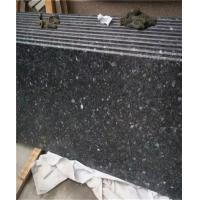 Wholesale Black Galaxy Granite Tile Waterfall Scenery Exterior Wall Hanging from china suppliers