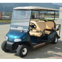 Buy cheap 48V Maintenance-Free Battery Operate Electric Small Golf Carts With 6 Sofa Seats from wholesalers