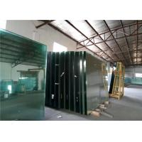 Buy cheap Low Iron Ultra Clear Float Glass For Buildings Decorative , 1.8mm-19mm Thick from wholesalers