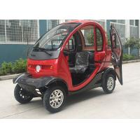 Wholesale Max 35km/H Small EV Car 60V32Ah With Lead - Acid Battery 40-50km 60V1000W from china suppliers