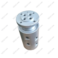 Buy cheap 4 passages G 3/4'' carbon steel material high pressure hydraulic rotary union from wholesalers