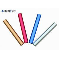 Wholesale Customized Size Extruded Aluminum Tube Profile High Corrosion Resistant from china suppliers