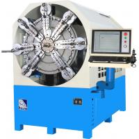 Buy cheap Wire Rotary Cnc Forming Machine With Max Fourteen Axes High Precision from wholesalers