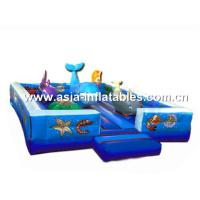 Wholesale Outdoor Inflatable Playground, Inflatable Amusement Park Games For Sale from china suppliers