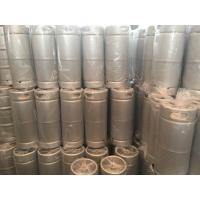 Buy cheap US standard beer keg 5gallon capacity slim shape, with Sankey D type spear for from wholesalers