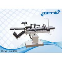 Wholesale Trendelenburg Hydraulic Operating Table With C - Arm And X- Ray Photography from china suppliers