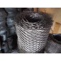 China 250mm Width Brick Wall Mesh Coil , Corrosion Resist Brick Reinforcement Mesh on sale