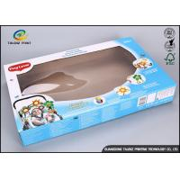 Buy cheap Corrugated Recycled Paper Toy Packaging Boxes With Double Cmyk Printing from wholesalers