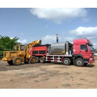 Wholesale ZZ3317N4667D1 Road Maintenance Vehicle / Asphalt Delivery Truck from china suppliers