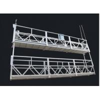 Wholesale Aluminum Alloy Double Deck Suspended Rope Platform And Suspended Access Equipment from china suppliers