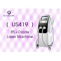 Buy cheap ISO13485 Certified IPL Diode Laser 2 In 1 Multifunctional Beauty Machine from wholesalers