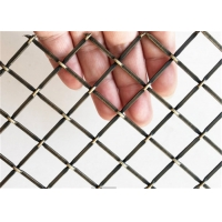Wholesale Architectural Woven Decorative Wire Mesh For Building Facades Claddings from china suppliers