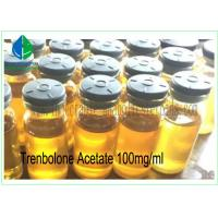 Buy cheap Hot sell Finished oil Steroids Trenbolone Acetate 100mg/ml For bodybuilding from wholesalers