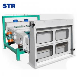 Wholesale STR TQLZ series pre cleaner machine to remove middle size impurities from paddy from china suppliers