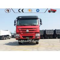 Wholesale 6-10 Wheel Heavy Duty Mining Trucks 16-20 Cubic Meter Capacity Automatic Transmission from china suppliers