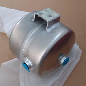 China aluminum air tank/trailer air tank/bus air tank for sale on sale