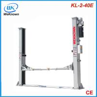 China Two Post Car Lift use home garage car lift on sale