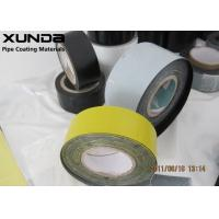 Wholesale 1.2mm Thickness Joint Wrap Tape Black Color For Steel Tube Joining Corrosion Protection from china suppliers