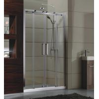 Wholesale sliding door small Corner Shower Enclosures Tempered  glass Material Magnet lock strip from china suppliers