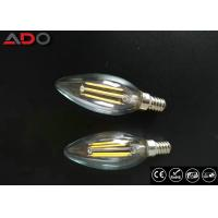 Wholesale Triac Dimmable Power Saving Light Bulbs 35 * 98mm E14 / E12 C35 Candle Shape from china suppliers