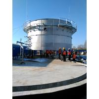 Wholesale Food Industry Waste Bolted Steel Tanks , Stainless Steel Storage Tanks from china suppliers
