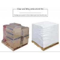 Wholesale PE Heat Shrink Plastic Film Rolls For Packaging With Customized Size And Colours from china suppliers