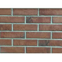 Quality 3D204 Light Weight 3D Thin Veneer Brick For Exterior / Interior Wall Decoration for sale