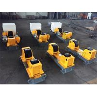 Buy cheap Pole Welding Rotator Rollers 2000kg Capacity 1100mm Diameter 15m length from wholesalers