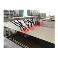 Quality Double Layer Hollow Roofing Sheet Machine with High Automation 800-1000mm width for sale