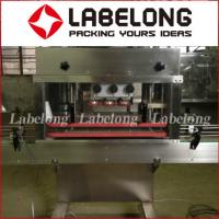 Wholesale PLC Control Linear Filling Machine , Bottle Seal Packing Machine For Chemical Liquid from china suppliers