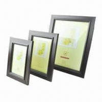 Wholesale Wooden photo frames, multiple styles and designs, customized logo design from china suppliers
