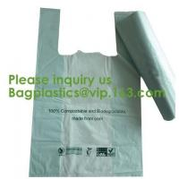 Wholesale Corn Starch Made 100% Compostable Garment Bags Apparel Mailing Bags Biodegradable reusable recyclable eco firendly from china suppliers