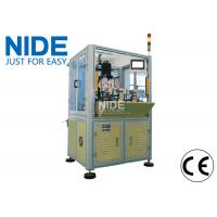 Wholesale NIDE BLDC motor stator automatic needle winding Machine for fan motor from china suppliers